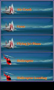 Airplane & Helicopter Ringtone screenshot 0