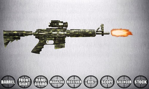Assault Rifle Builder screenshot 3