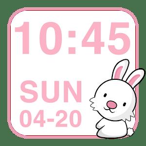 Zodiac sign Clock Widget