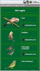 Vogels in Nederland screenshot 6