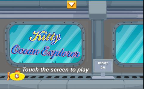 [Game] Kitty Sea Adventure screenshot 0