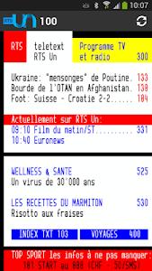 Swiss Teletext screenshot 3