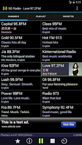 SG Radio screenshot 3