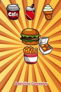 Serve Fast Food: Cooking Free screenshot 1