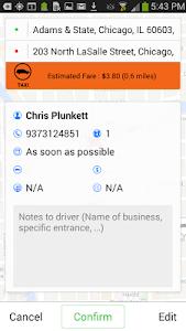 Dispatch Taxi screenshot 4