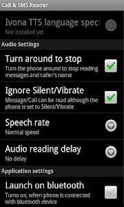 Call & SMS Reader screenshot 5