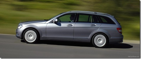 Mercedes-Benz Classe C Touring