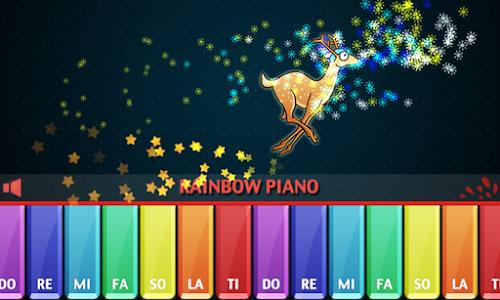 Rainbow Piano screenshot 12