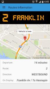 Twin Cities Metro Transit screenshot 0