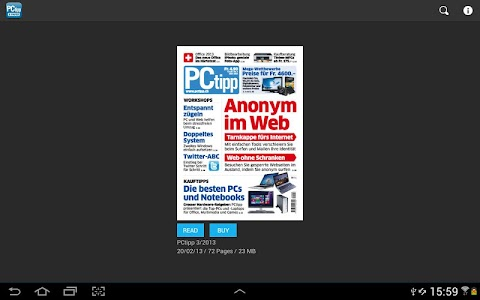 PCtipp E-Paper screenshot 0