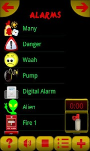 Funny Ringtones Alarms screenshot 1