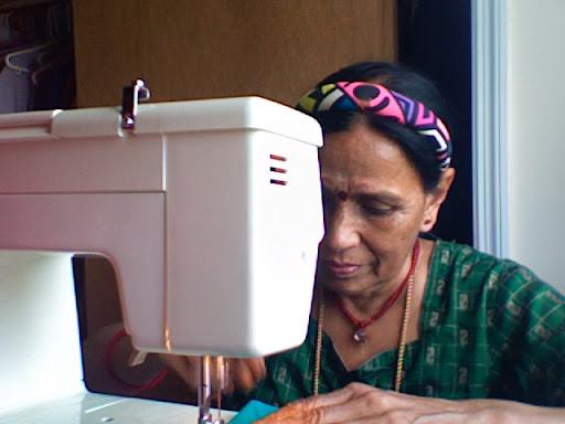 Jaya Aunty Stitching