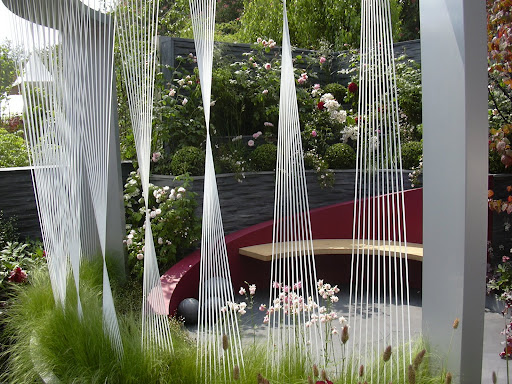 Rachel de Thame's garden at Chelsea Flower Show