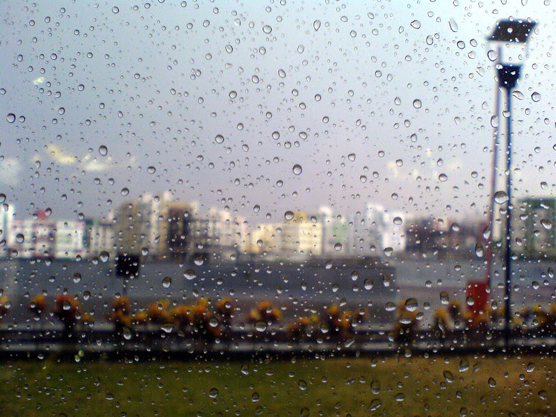 First Drops of Monsoon