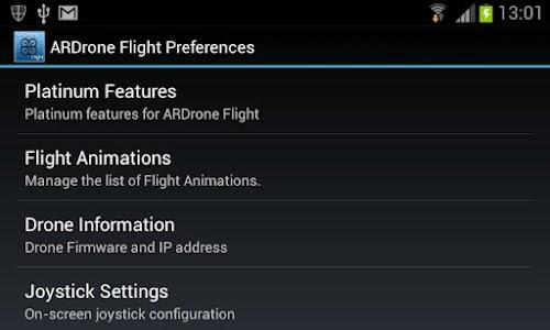 ARDrone Flight screenshot 1