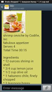 Recipes to Go screenshot 10