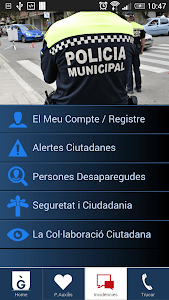 Citizen Security-Gava screenshot 1