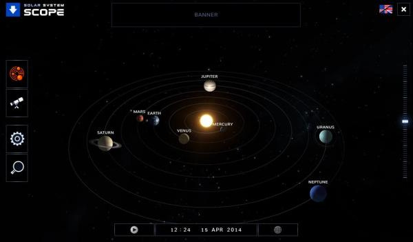 Solar System Scope - Android Apps on Google Play