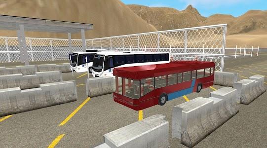 Bus Parking 3D Driver screenshot 10