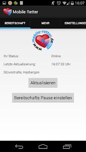 Mobile Retter screenshot 0