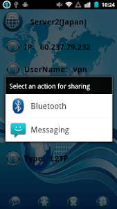 VPN Connect L2TP IP Unblock screenshot 3