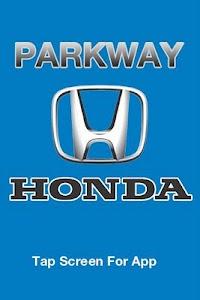 Parkway Honda screenshot 0