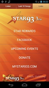 STAR 93.3 FM screenshot 2