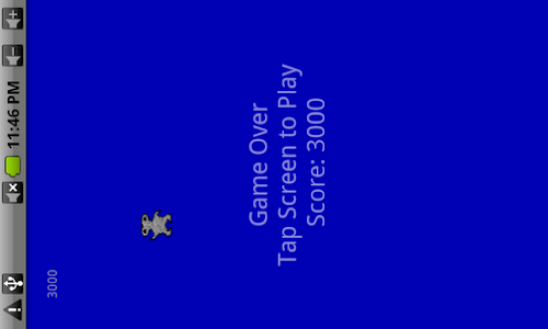 Alien Splat Free screenshot 0