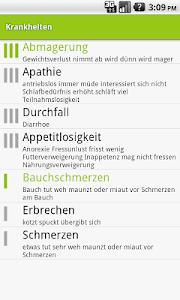 Katzenkrankheiten screenshot 6