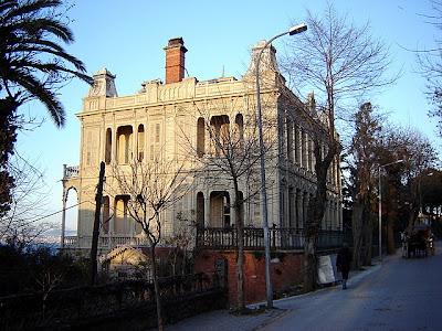истанбул принцови острови архитектура