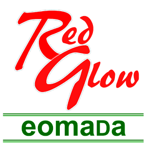download Red Glow Icon pack for LP apk