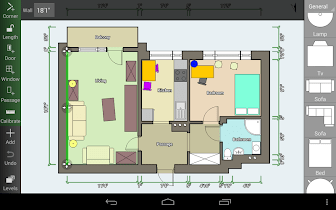 Floor Plan Creator - screenshot thumbnail 10