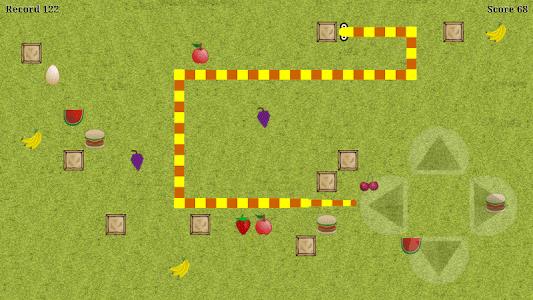 The Snake screenshot 1