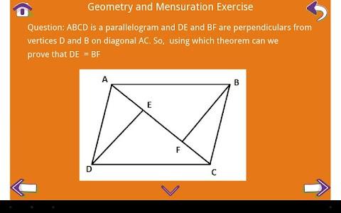Grade 9 Math Learning Cards screenshot 5