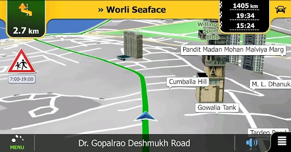 ANS MapViewer Android (SAF) screenshot 3