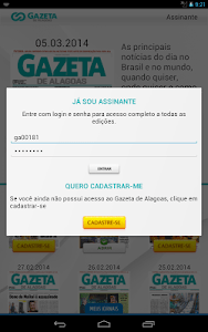Gazeta Alagoas screenshot 7