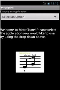 MetroTune - Metronome & Tuner screenshot 0