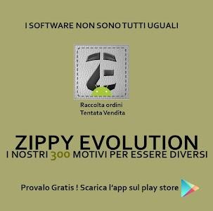 ZippyEvolution Raccolta Ordini screenshot 0
