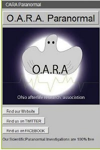 OARA Paranormal screenshot 1