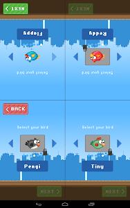 Turbo Birds: Fun Race screenshot 7