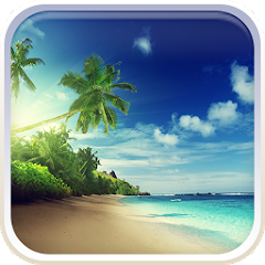 latest Beach Live Wallpaper for android