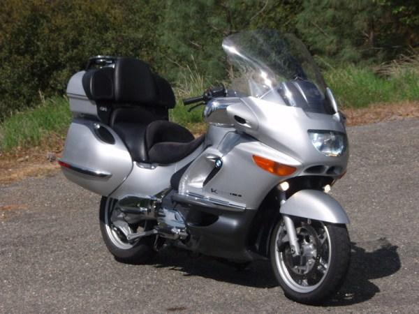 FS: 2002 K1200LT Touring Motorcycle