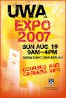 UWA EXPO poster