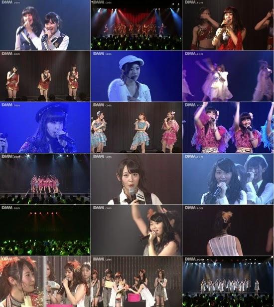 "(LIVE)(公演) NMB48 チームBII ""逆上がり"" 高柳明音の生誕祭 141222 & 141220"