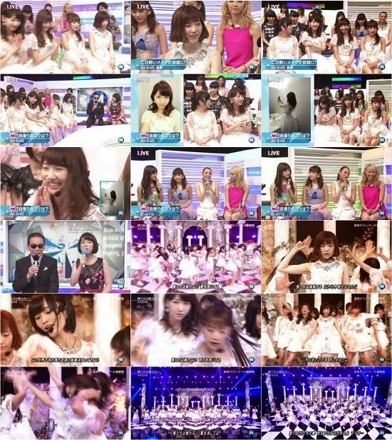 (TV-Music)(1080i) AKB48 Part – Music Station 150522