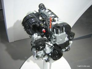 Inside the 2012 Fiat 500 Engine   Fiat 500 USA