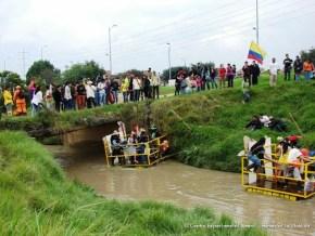 Festival por el río Tunjuelo
