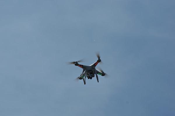 Watersportdagen Roeselare 2014 - drone van studio brussel