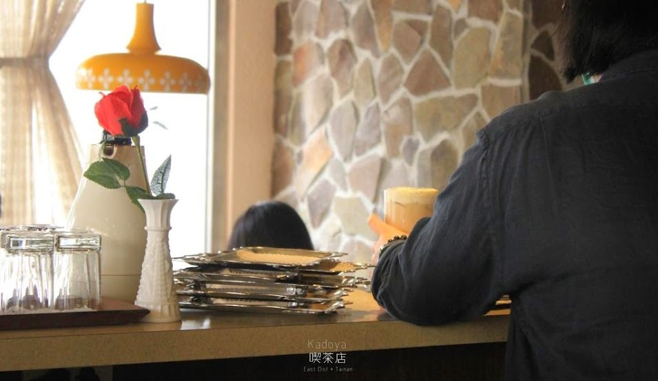 台南東區咖啡館,Kadoya喫茶店-5