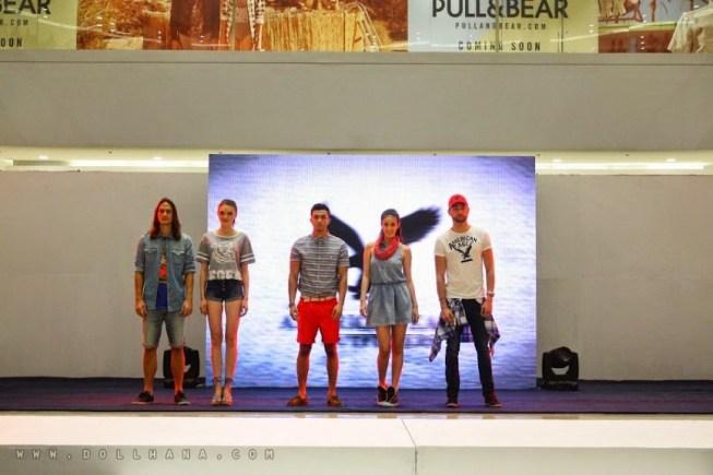 mad about denim jeans fest sm megamall fashion show